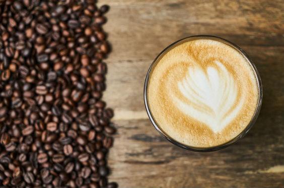 kaffee bohnen herz 0v 564