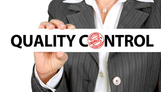 quality control 564