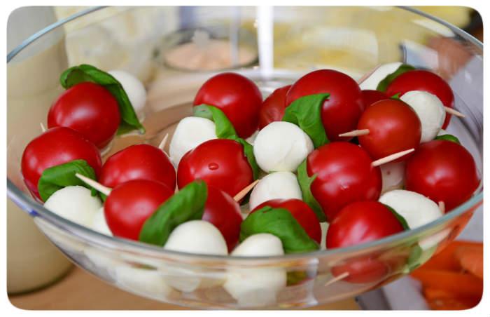 tomate mozarelle 700