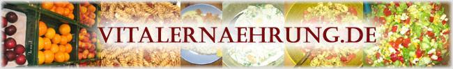 Vitalernährung - Gesundheit per Ernährung