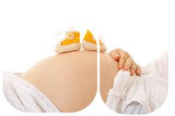 Nicht mehr sonder besser ernähren in der Schwangerschaft